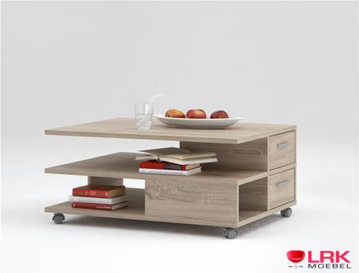 Couchtisch Pia FMD Tisch Wohnzimmer Möbel Beistelltisch
