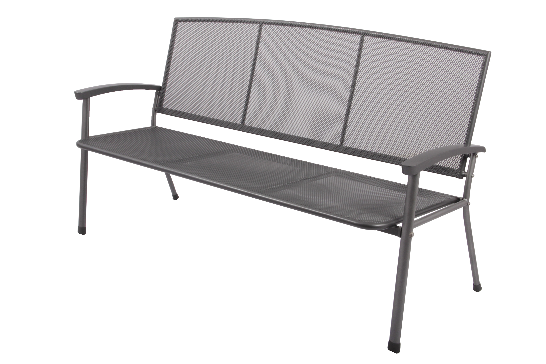 gartenbank 3 sitzer metall kinderzimmer 2017. Black Bedroom Furniture Sets. Home Design Ideas