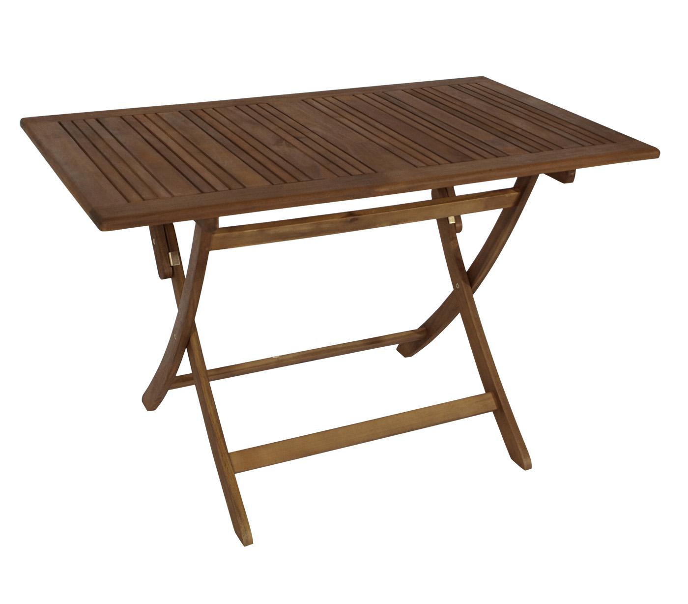 klapptisch maracana fsc akazienholz gartentisch garten terrasse balkon tisch ebay. Black Bedroom Furniture Sets. Home Design Ideas