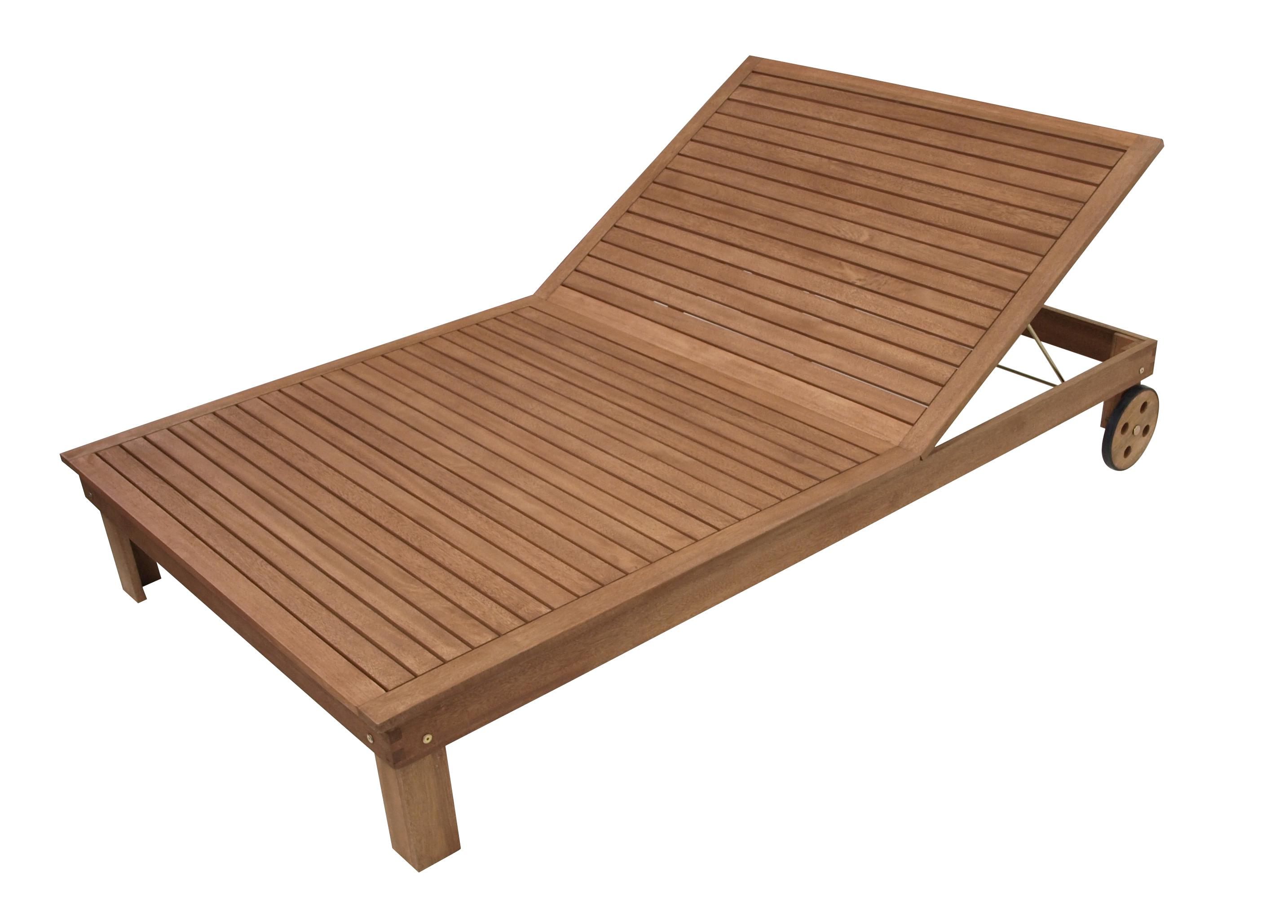 doppelliege rio fsc eukalyptusholz xxl gartenliege sonnenliege garten liege ebay. Black Bedroom Furniture Sets. Home Design Ideas