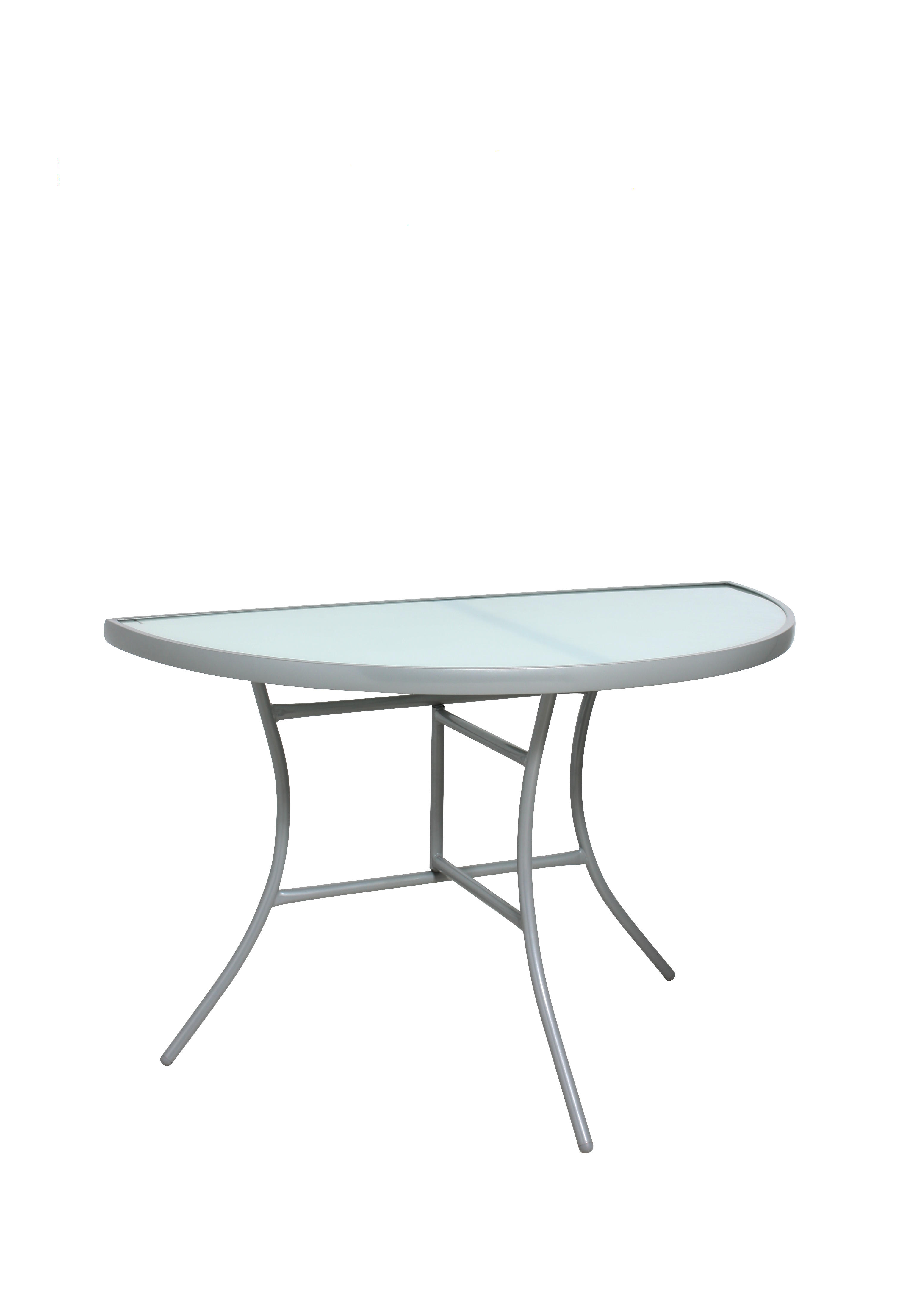 wandtisch palermo halbrund klapptisch gartentisch garten tisch terrasse balkon ebay. Black Bedroom Furniture Sets. Home Design Ideas
