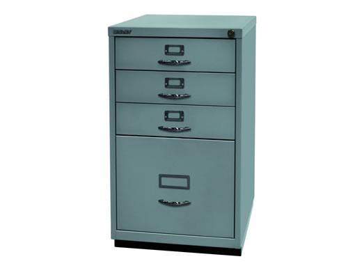 schubladenschrank a4 bisley container schrank b ro m bel b rom bel 2 farben 050a ebay. Black Bedroom Furniture Sets. Home Design Ideas