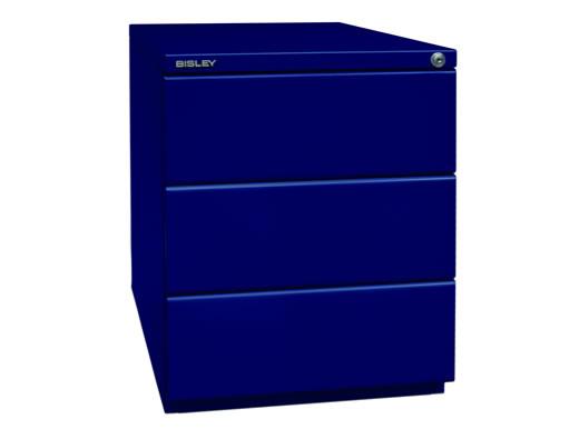 Bisley Rollcontainer 3 Schübe Büromöbel Container Rollen 4 Farben ...