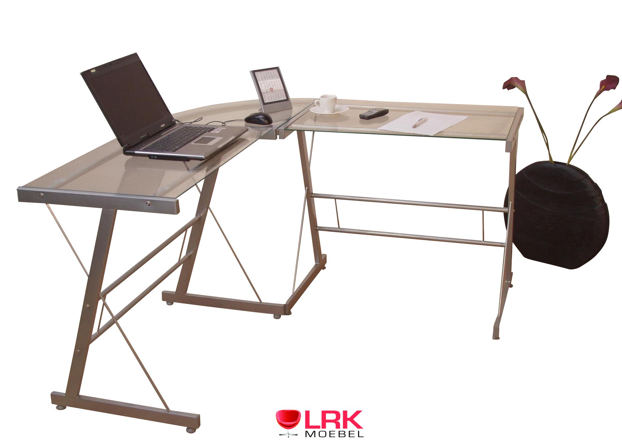 3919 schreibtisch winkeltisch computertisch m bel. Black Bedroom Furniture Sets. Home Design Ideas
